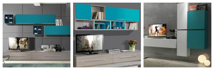 Giessegi stile moderno e tanto colore privalia blog - Giessegi mobili ...